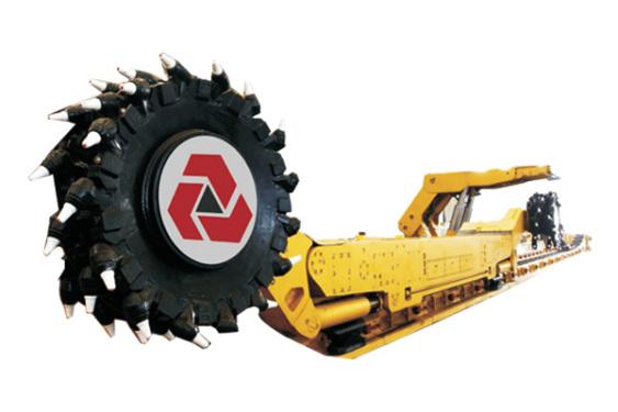 三一重工采煤机