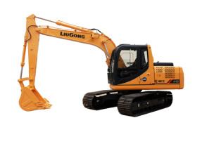 柳工CLG916D挖掘机