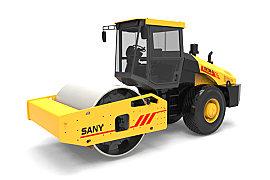 三一重工SSR200-5H单钢轮压路机