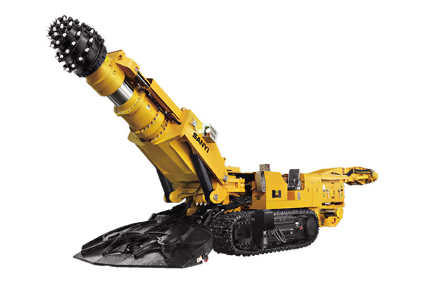 三一重工EBZ260D悬臂式掘进机