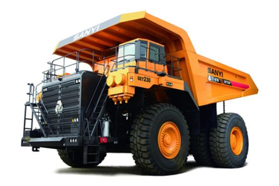 三一重工SET230矿用自卸车