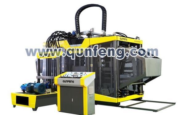 群峰机械QFT10-15G透水砖机