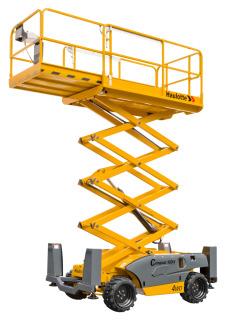 欧历胜COMPACT 10 DX剪式升降机高清图 - 外观