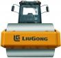 柳工CLG6620E单驱全液压单钢轮压路机