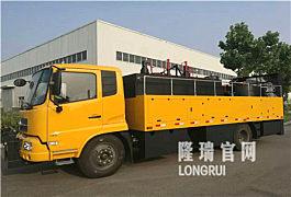 隆瑞机械LYL5162TXB沥青路面修补车