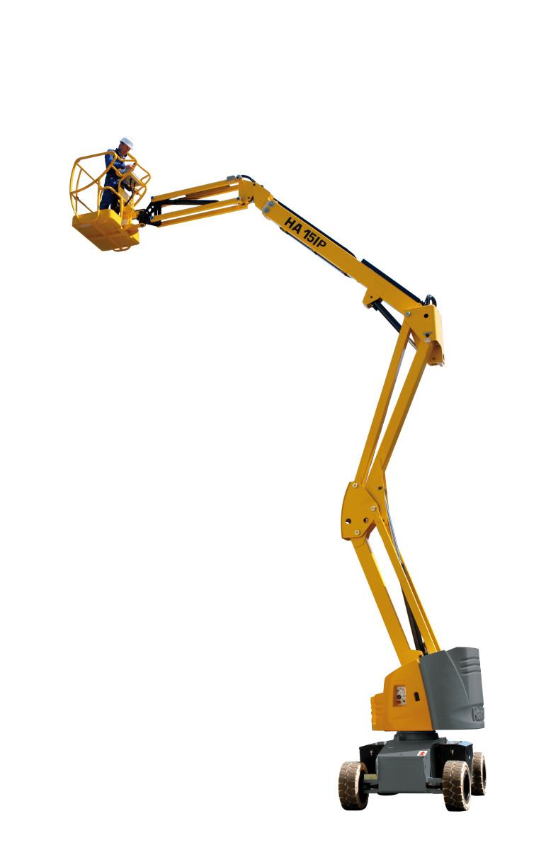 欧历胜HA15 IP曲臂式升降机高清图 - 外观