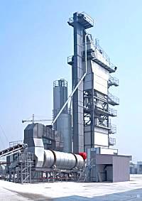 安迈ABP 240 UNIVERSAL间歇式沥青混凝土搅拌站