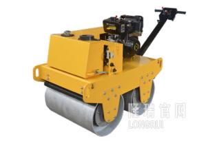 隆瑞机械LRY700S手扶双钢轮压路机