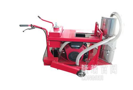 隆瑞机械RKC125Z助力行走吸尘式开槽机