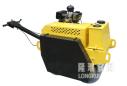 隆瑞机械LRY600SC手扶双钢轮压路机高清图 - 外观