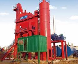 恒云科技LBM-1000C型沥青混合料搅拌成套设备