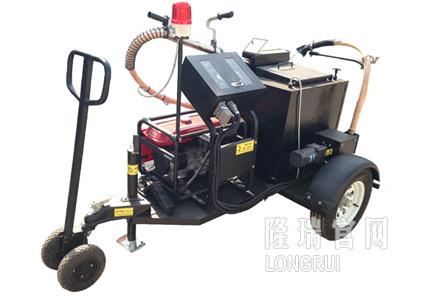 隆瑞機械RGF120拖式手推路面灌縫機