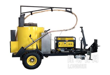 隆瑞机械RGF400自行走路面灌缝机