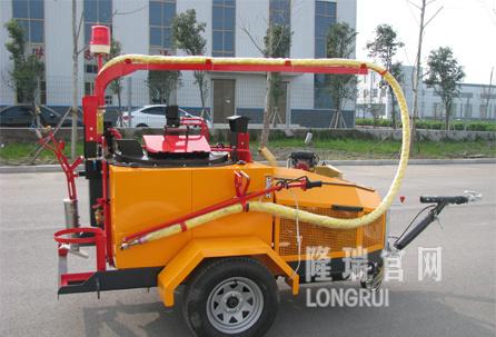 隆瑞亚搏直播视频appRGF300液压路面灌缝机