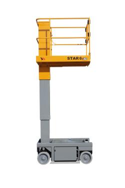欧历胜STAR 6垂直桅杆式升降机