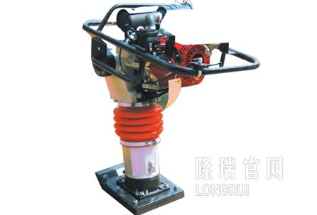 隆瑞机械RCH80冲击夯高清图 - 外观