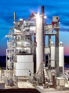 安迈ABP 240 HRT间歇式沥青混凝土搅拌站
