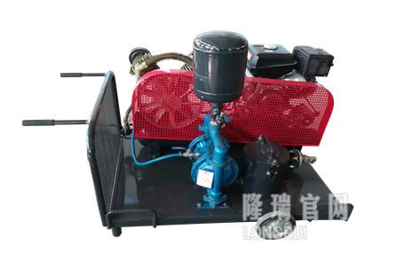 隆瑞机械RFC40含砂雾封层设备高清图 - 外观