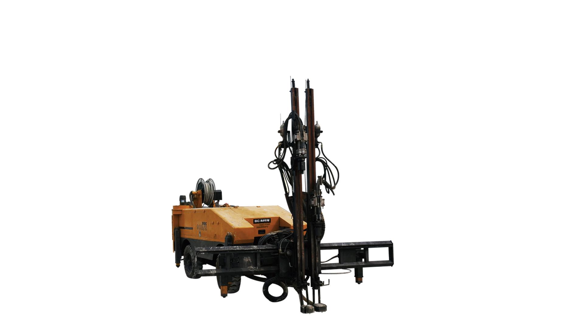 高时LDC-90-2轮式电动液压钻车