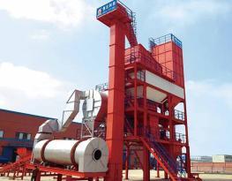 恒云科技LBM-2000C型沥青混合料搅拌成套设备