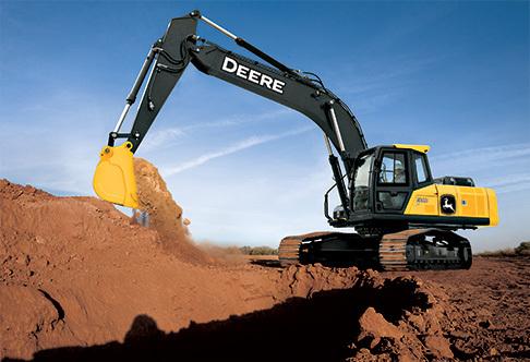 約翰迪爾E240挖掘機
