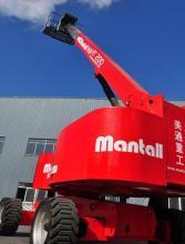 美通重工HT 350J自行式直臂型高空作业平台高清图 - 外观