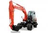 晋工JGM9075LN-9轮式挖掘机