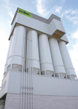 中联重科RMA2000高品质普通干混砂浆生产线
