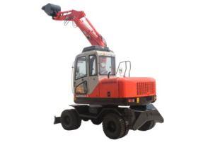 晋工JGM9085LN-9轮式挖掘机