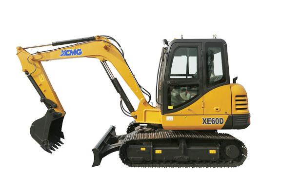 徐工XE60D挖掘機