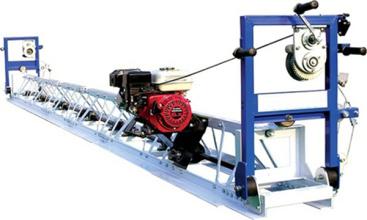 信德机械XD-160A水泥摊铺机高清图 - 外观