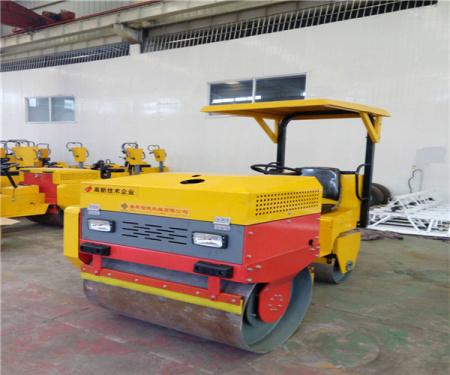信德机械XD-1000A小型压路机