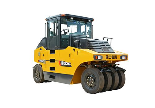 徐工XP163輪胎壓路機