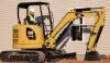 卡特彼勒303.5E CR小型液压挖掘机