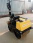 信德机械XD-600手扶双轮压路机高清图 - 外观
