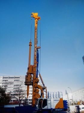 德国宝峨BG28H多功能型旋挖钻机 (BT 85 主机)
