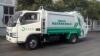 天翔纯电动中型垃圾运输车