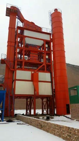 恒云科技LBM-2500XC型沥青混合料搅拌成套设备(下置式)
