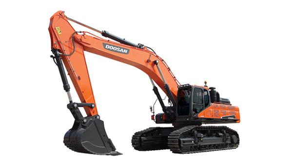 斗山DX520LC-9C挖掘機
