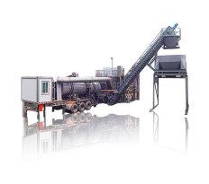 南方路机YLLB移动连续式沥青混合料搅拌设备