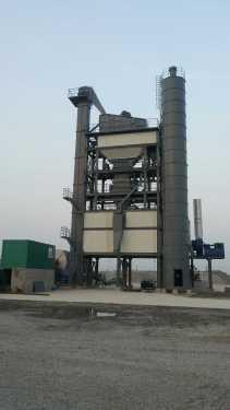 恒云科技LBM-3000型沥青混合料搅拌成套设备(下置式)