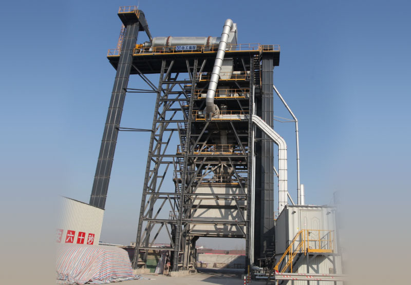 徐工XRP160厂拌热再生高清图 - 外观