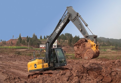 約翰迪爾E140LC挖掘機