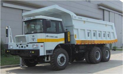 宇通重工YT3621非公路宽体矿用车63吨级