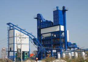 恒云科技LBM-4000XC型沥青混合料搅拌成套设备