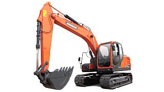 斗山DX150LC-9C挖掘机
