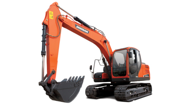 斗山DX150-9C挖掘机