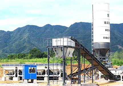 徐工XC300穩定土廠拌設備