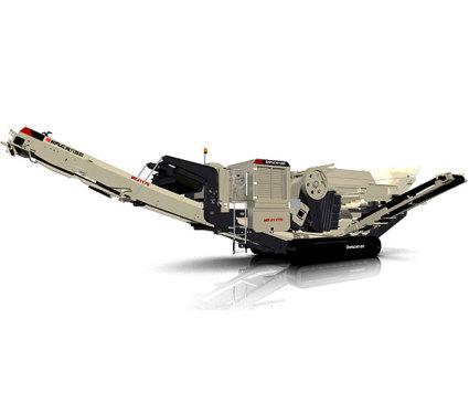 南方路机NFJ1175履带移动颚式破碎站