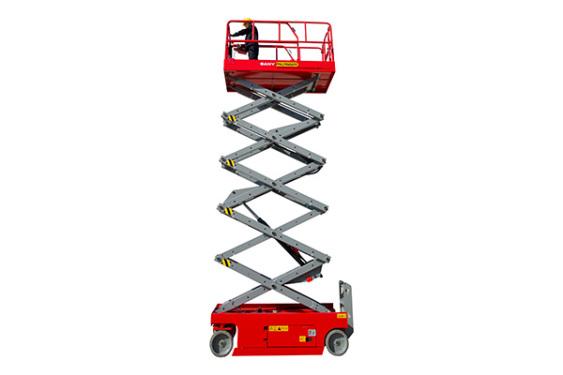 三一重工剪叉式高空作业平台